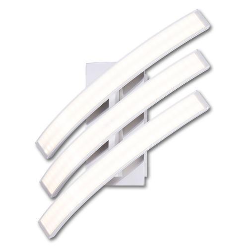 LIS LIGHTING - Аплик Largo 5211K-H01 LED 18W 1380 lm* 230V, бяло
