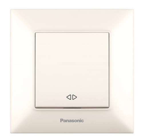 PANASONIC - Кръстат ключ Panasonic Arkedia Slim крем WNTC0005-2BG
