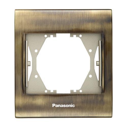 PANASONIC - Единична рамка Антик WBTF0801-5AQ
