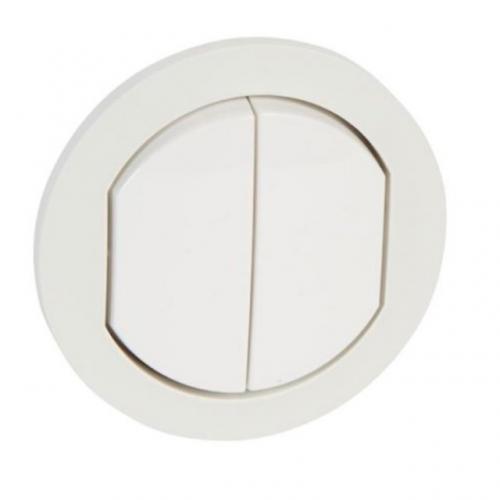 LEGRAND - Cover plate IP44 Celiane 67802