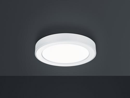 TRIO - LED панел за външен монтаж 18 W  бял  JUNO –  625502231