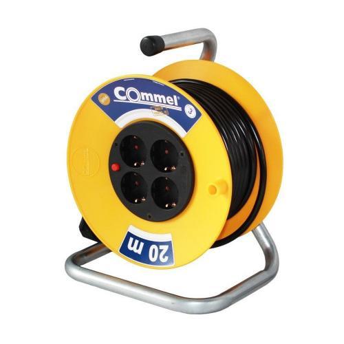 COmmel - C0960 PLASTIC CABLE REELS 20 m