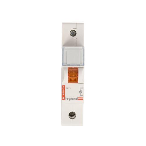 LEGRAND - 604079 ДИН Индикатор оранжев за една фаза 220V модул