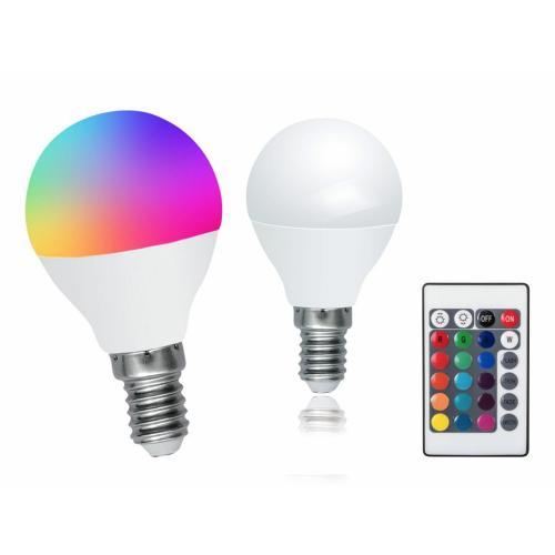 RABALUX - 1505 LED крушка E14 3W  2700K+RGB дистанционно управление