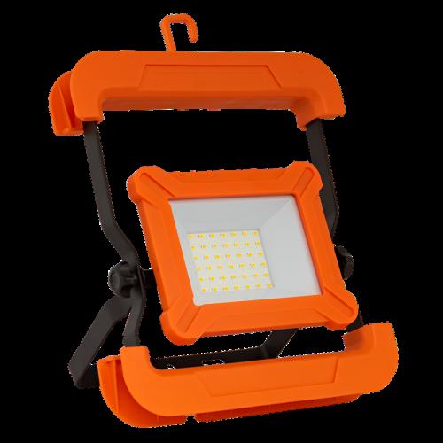 ULTRALUX - SPW2050 Работен LED прожектор 20W, 5000K, 220V-240V AC, IP65