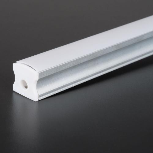 V-TAC - Алуминиев Профил Дълбок  Мат 2000 x 17.2 x 15.5мм SKU: 3354 VT-8110