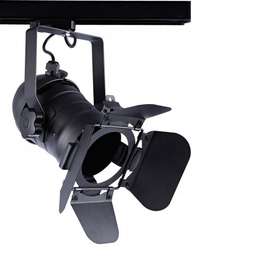 ACA LIGHTING - Релсов прожектор 242TLB4W