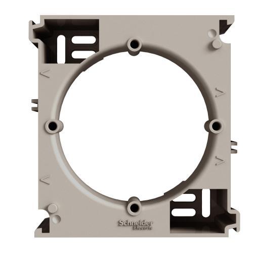 SCHNEIDER ELECTRIC - EPH6100269 Кутия за открит монтаж за повече от един модул Asfora Бронз