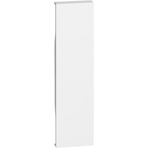 BTICINO - Лицев панел за празен модул 1 мод. цвят Бял Living Now Bticino KW00