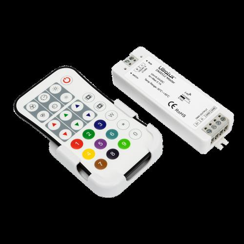 ULTRALUX - RGBWRFDMX DMX512 RF контролер за RGB/RGBW LED осветление IP20