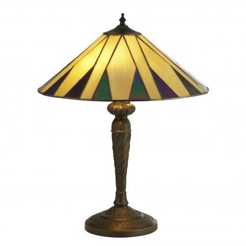 SEARCHLIGHT - Настолна лампа   7066-42 Charleston
