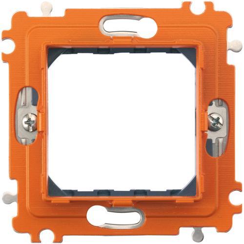 BTICINO - H4702G Носеща рамка 2 модула с крачета