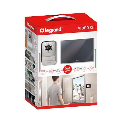 LEGRAND -  369220 С цветен дисплей 7