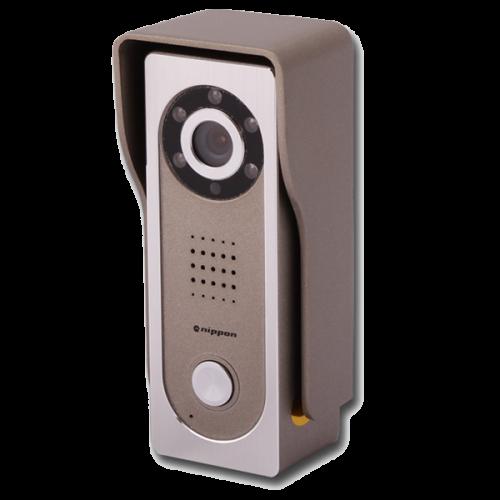 NIPPON - Допълнително видеодомофонно табло за 1 абонат Nippon CM-06DNS7