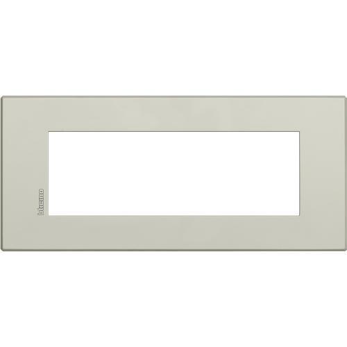 BTICINO - HW4806SB Рамка 6М пясъчна Axolute Air