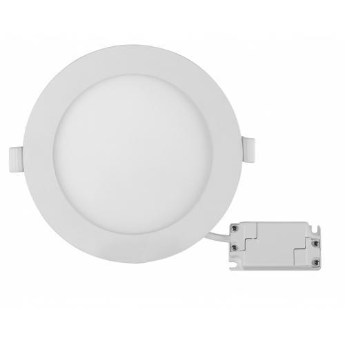 ULTRALUX - LPRB1842 LED панел за вграждане, кръг, 18W, 4200K, 220V-240V AC, неутрална светлина, SMD2835