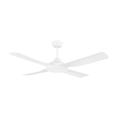 EGLO - Вентилатор AC 52W Ø1220/316 бяла осн./бяло с дист BONDI 1 35088