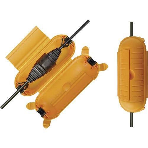 BRENNENSTUHL - 1160440 Предпазна кутия Safe Box влагозащитена с IP44