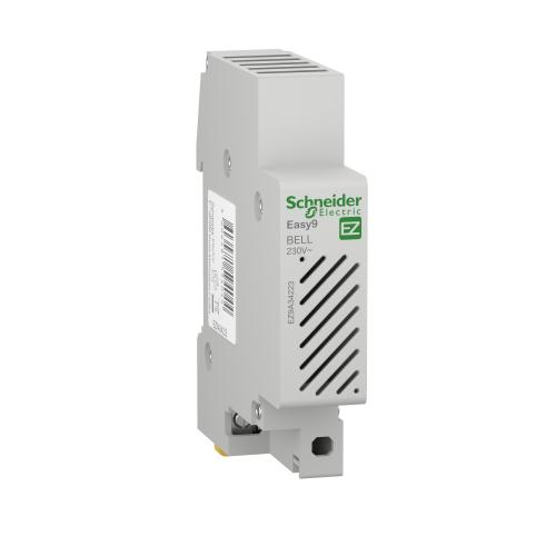 SCHNEIDER ELECTRIC - Звънец Easy9 230V AC 50/60Hz 80dB 3,6VA EZ9A34223