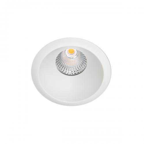 ITALUX - Влагозащитена LED луна за вграждане Torres Deep IP44 DA-B35C/WK-WW/50