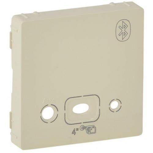 LEGRAND - Лицев панел за Bluetooth модул цвят Крем Valena Life 755431