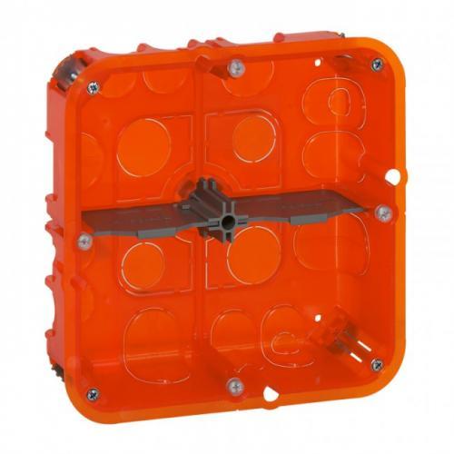 LEGRAND - 80124 Конзола универсална /гипс картон и мазилка/ 2х4/5 мод. дълбочина 50мм