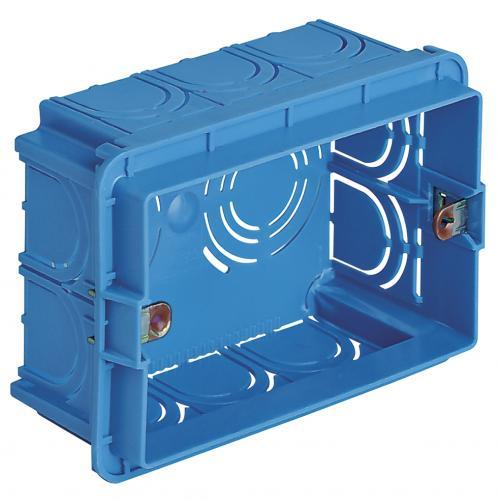 VIMAR - V71303 - монтажна конзола бетон/тухла 3 модула италиански стандарт
