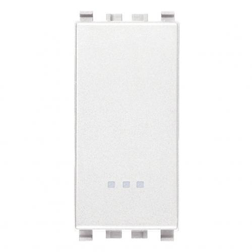 VIMAR - 20001.B - Eikon Еднополюсен ключ 1P 10A бял
