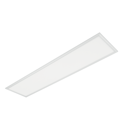 ELMARK - LED PANEL 48W 4000K 295x1195mm IP44 WHITE FRAME  92PANEL021WIP44