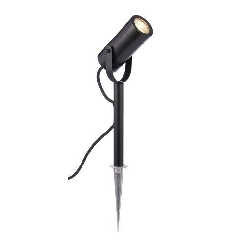 SAXBY - Градински стълб PALIN 75438 IP44  310mm spike  LED 7W, GU10