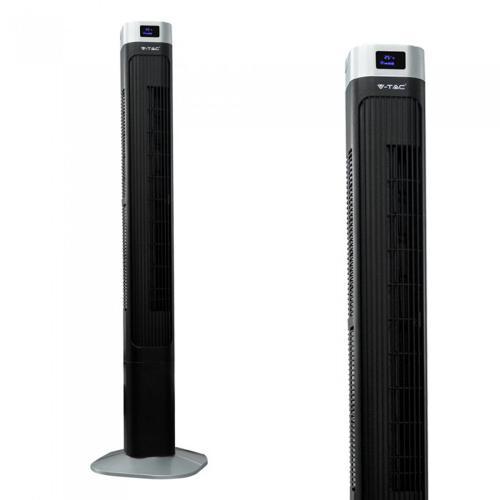 V-TAC - 55W Вентилатор Дистанционно Дисплей 46 Inch Черен SKU: 7901 VT-5546