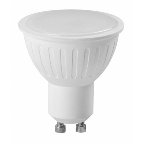 ULTRALUX - LGL10627 LED луничка 6W, GU10, 2700K, 220V-240V AC, топла светлина, SMD2835