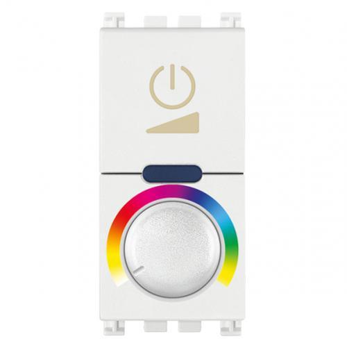 VIMAR - 19138.B - RGB димер  230V бял