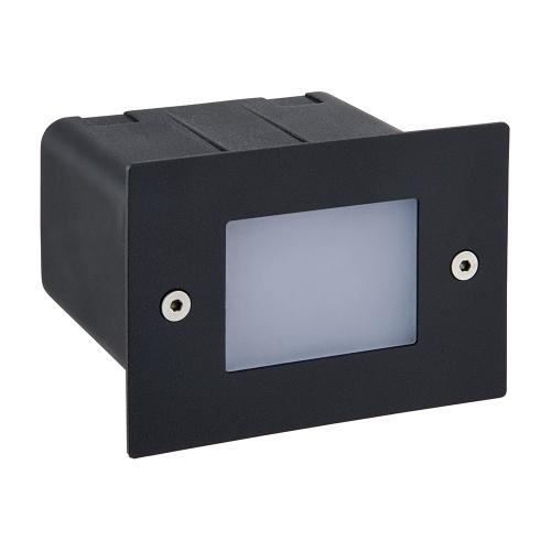 SAXBY - градинско тяло за вграждане SEINA half brick 78645 LED 2W, 4000K, 100LM,IP44