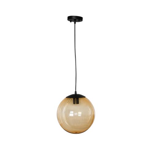 ACA LIGHTING - Градински пендел Ø250 влагозащитен IP45 AC.18250KGO