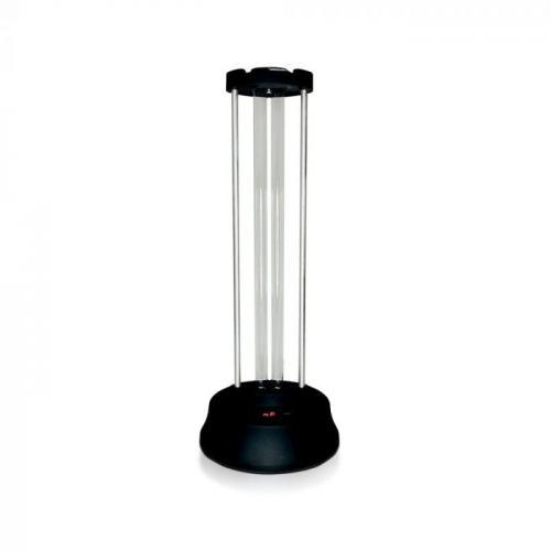 V-TAC - 38W UV-C Бактерицидна Антивирусна Лампа с Озон за 60м2 със сензор и дистанционно SKU: 11224 VT-3338