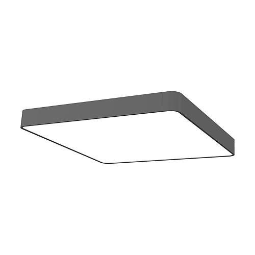 NOWODVORSKI - Плафон SOFT LED GRAPHITEE 60x60 9528