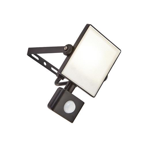 SAXBY - wall luminaire  SCIMITAR pir 73452 LED 10W, 800LM, 4000K, IP44