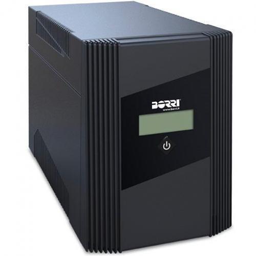 BORRI - UPS Line-interactive 850VA / 500W GIOTTO MUPS0003