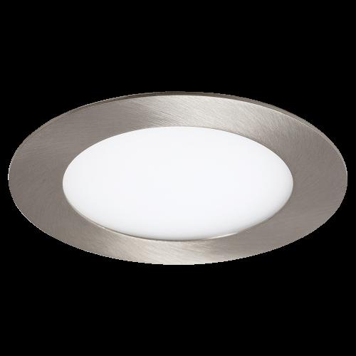 RABALUX - LED Панел кръгъл Lois 5573 6W 3000K матиран хром