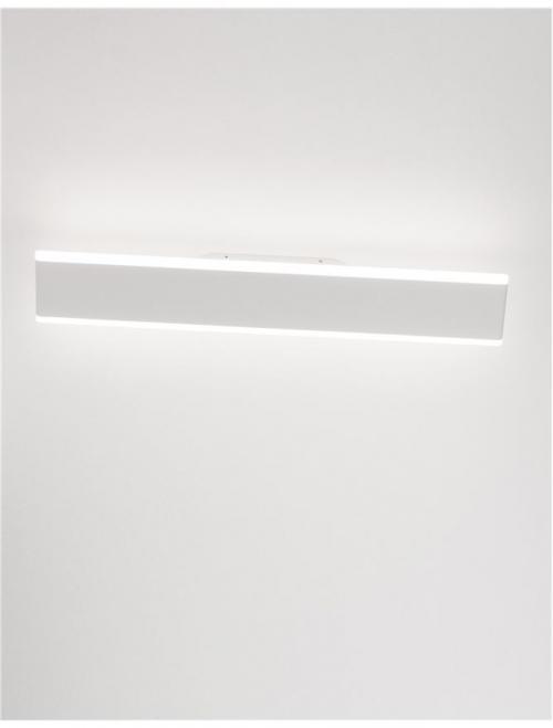 NOVA LUCE - LED линейно тяло  LINE 9115912 LED 2x12 W, 1823Lm 3000K IP20 L: 50.3 W: 8 H: 4.7 cm
