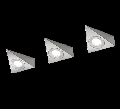 TRIO - Мебелна луна за външен монтаж 3бр.Ecco 273370307