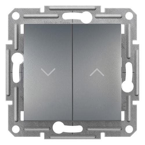 SCHNEIDER ELECTRIC - Бутон за щори стомана Asfora EPH1300362