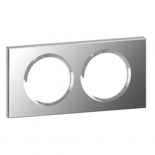 LEGRAND - Двойна рамка Celiane 69122 огледало