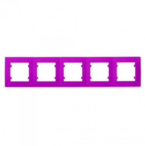 MAKEL - Петорна рамка цикламено розова Lillium Natural Kare  32085705