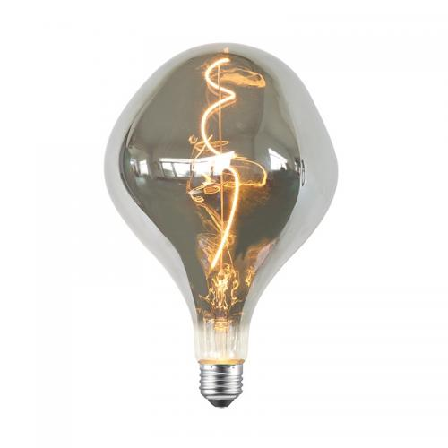 ACA LIGHTING - LED крушка димираща Опушено Покритие INDIE FILAMENT E27 5W 2700K 310lm INDIE5SWWDIMSM