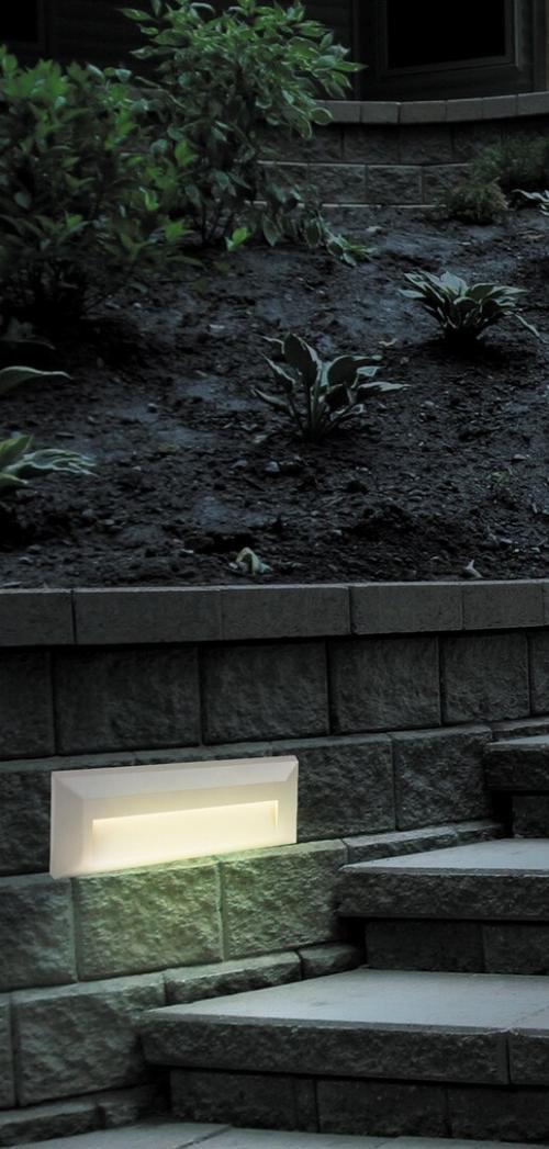 RABALUX - LED  Фасаден аллик влагозащитен IP65 PUEBLO 8011 LED / 1,6W, 103lm, 4000K