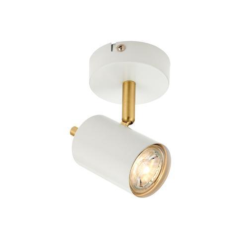 ENDON - Спот  GULL single 59931   LED GU10, 3.5W, 2700K, 345LM