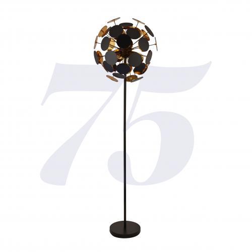 SEARCHLIGHT - Лампион DISCUS 3079BG E14, 40W, dimmer