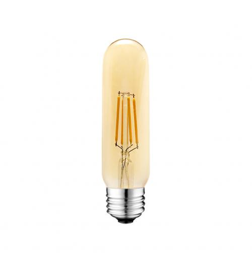 TNL - LED лампа FILAMENT E27 4W 2700K 360° T10 Smoke